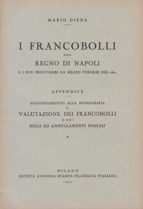 Mario Diena - I Francobolli del Regno di Napoli