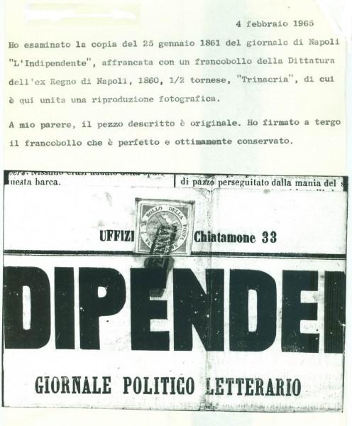 Trinacria su giornale – Alberto Diena